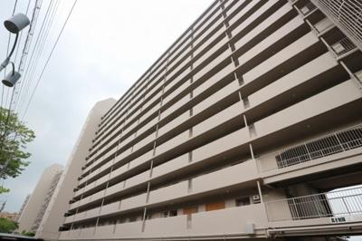 【現地写真】 外観写真♪508戸の大型分譲マンションです♪