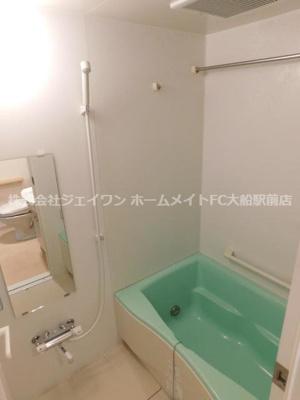 【浴室】コンフォートタウン大船