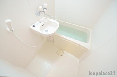 【浴室】生の松原