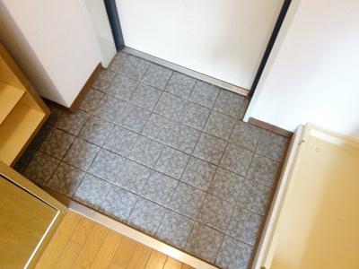 【玄関】サイプレス妙法寺
