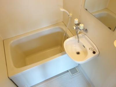 【浴室】サイプレス妙法寺