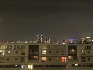 夜の眺望です。