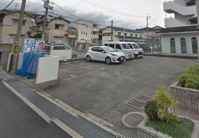 【外観】グレイス永田3号館駐車場