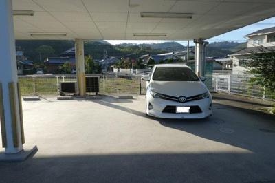 【駐車場】二子SDM様店舗