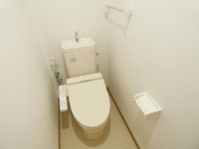 【トイレ】ファミール坂上 東棟