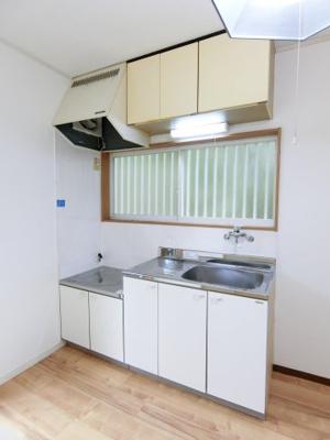 【キッチン】ルミエールハイツPARTⅡ