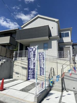 【外観】神戸市垂水区多聞台2丁目(2期) 2号棟 新築戸建