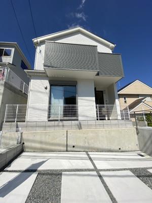 【外観】《》神戸市垂水区多聞台2丁目(2期) 3号棟 新築戸建