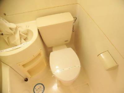 【トイレ】メゾン・ド嵯峨野