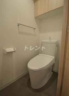 【トイレ】代々木公園ハイツ