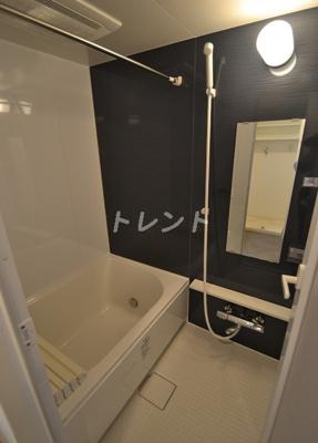 【浴室】代々木公園ハイツ