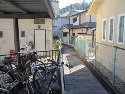 【外観】三山 古アパート付き土地