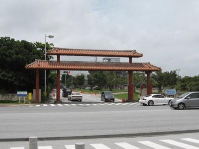 沖縄総合運動公園陸上競技場まで1,532m