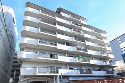 【現地写真】  総戸数39戸の 鉄骨鉄筋コンクリート造のマンションです♪