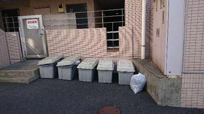 【その他共用部分】ライオンズマンション横浜山手
