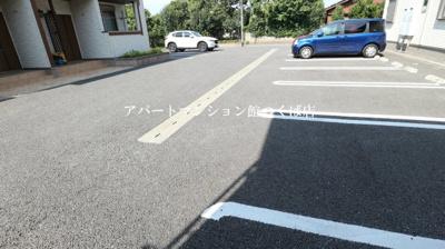 【駐車場】スピカササギⅡ