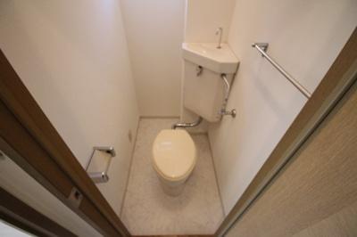 【トイレ】六甲ハイツ