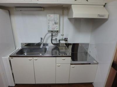 【キッチン】都島本通三丁目テラスハウス
