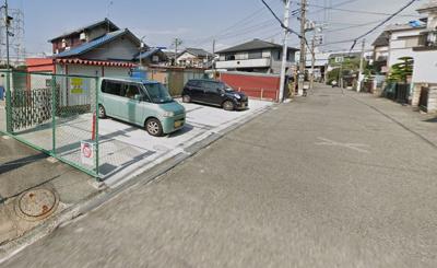 【外観】稲津2アラキモータープール