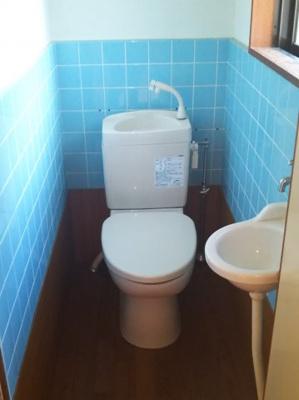 【トイレ】【中古戸建・オーナーチェンジ】貴志川中学校区・54152