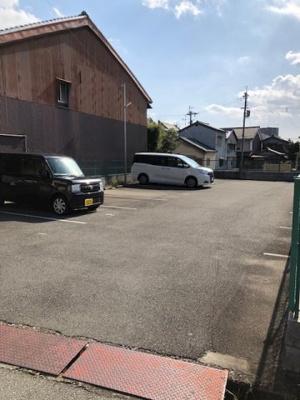 【外観】新町モータープール