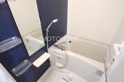 【浴室】アスヴェル阿波座BLUE EARTH