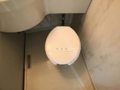【トイレ】ロサンゼルス