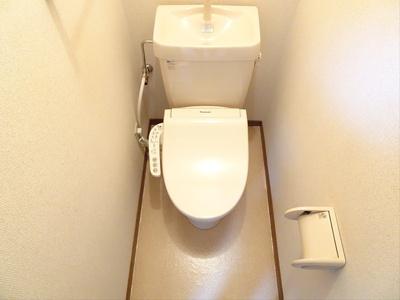 【トイレ】ソレイユ和泉