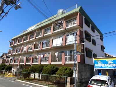【現地写真】 総戸数21戸のマンションです♪