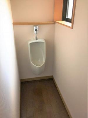 【トイレ】荻生貸家