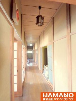 【内装】筑西市桑山中古戸建