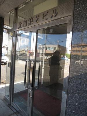 【エントランス】土浦市荒川沖東1丁目一棟ビル