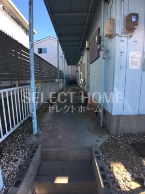 【エントランス】サンフォレスト鈴木