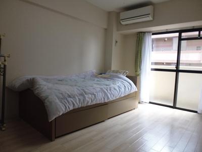 【寝室】サニーセレクトコーポ