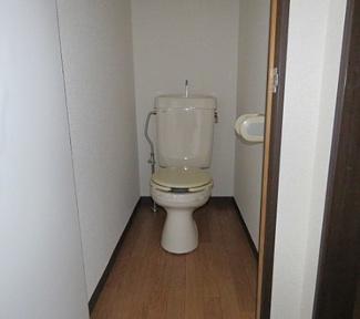 【トイレ】静岡県御前崎市白羽一棟マンション