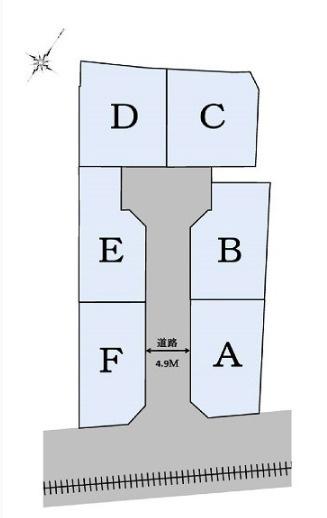 【区画図】高須新木