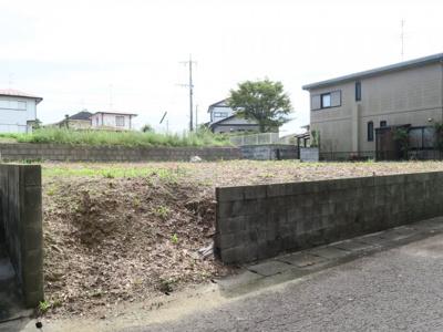 【前面道路含む現地写真】長洲町宮野売地