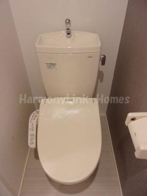 アヴェニール西台のトイレ☆