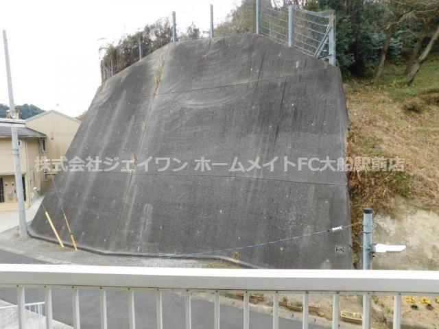 【展望】ハイツ小山台