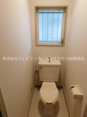 【トイレ】ハイツ小山台