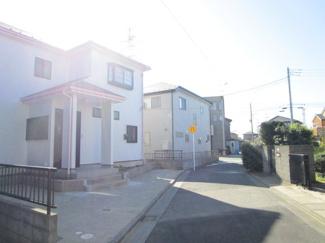 千葉市中央区蘇我 中古一戸建て 蘇我駅 閑静な住宅街ですので、安心して駐車が可能です!