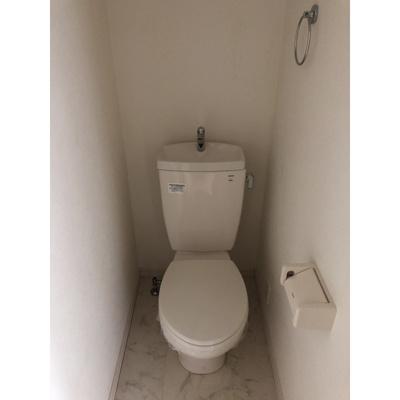 グランコンフォール本千葉Ⅱのトイレ