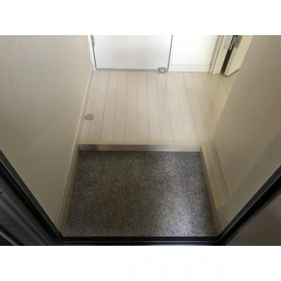 グランコンフォール本千葉Ⅱの玄関