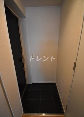 【玄関】フレッグ三田グラート