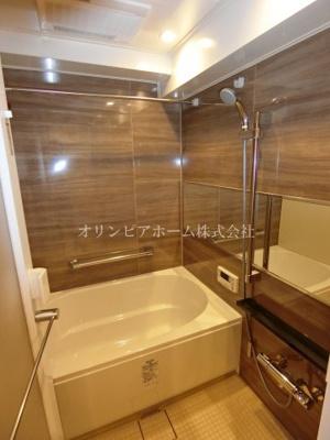 【浴室】亀戸サニーフラット 9階 リノベーション済 亀戸駅5分