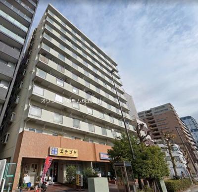 【外観】亀戸サニーフラット 9階 リノベーション済 亀戸駅5分