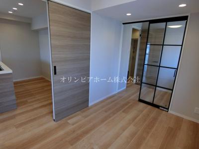 【洋室】亀戸サニーフラット 9階 リノベーション済 亀戸駅5分