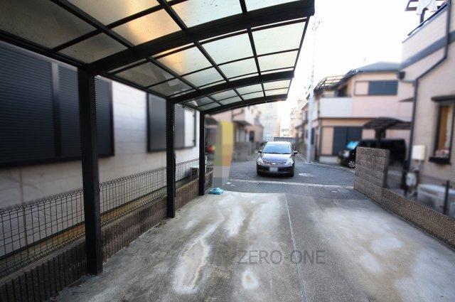 【前面道路含む現地写真】堺市西区浜寺諏訪森町西 中古一戸建て