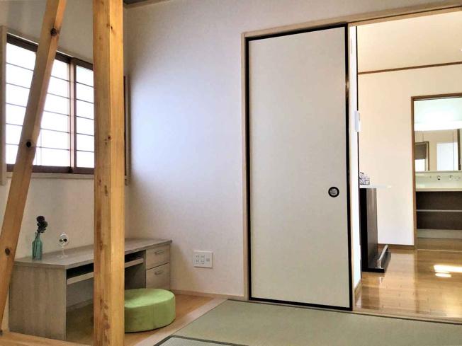 【和室】堺市西区浜寺諏訪森町西 中古一戸建て