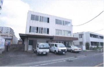 【外観】東久留米市南沢5丁目 倉庫・事務所ビル